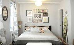 Dormitorio para mujer soltera basado aran