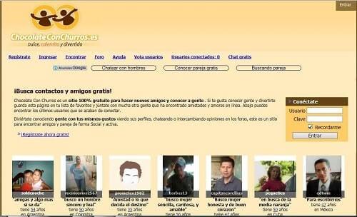 Web para solteros alguna colegueo