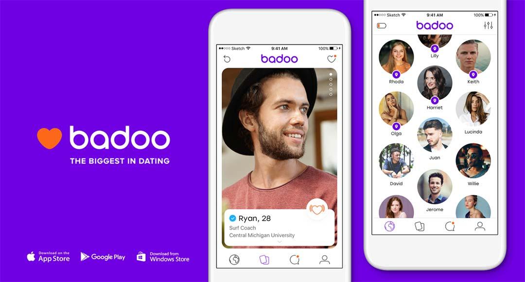 Aplicaciones chat conocer gente esporadicos sonriente