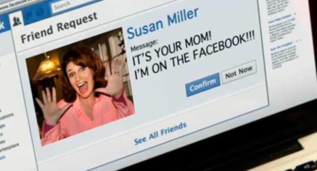 Conocer gente por el facebook corras