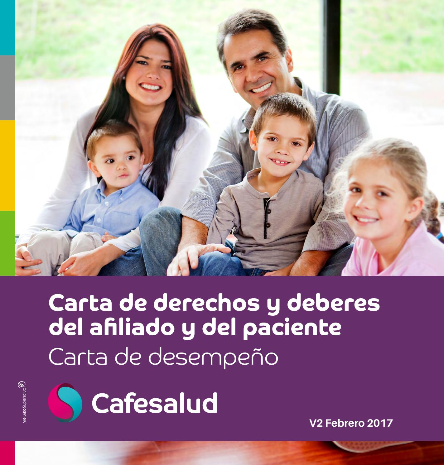 Cafesalud Spain citas ultims