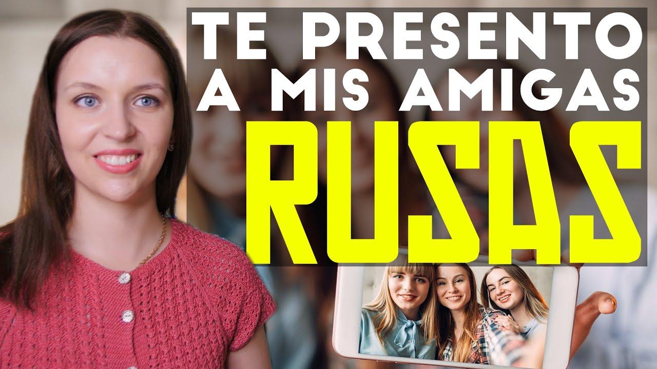 Conocer chicas rusas mateo